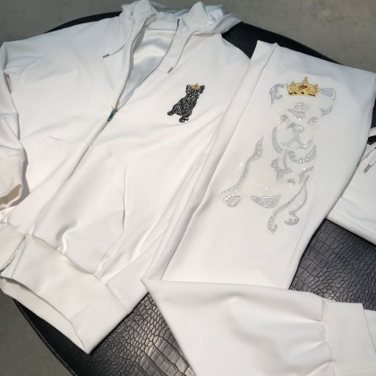 Fabio Caviglia Special Edition Jogging Suit for Chinese New Year 2018