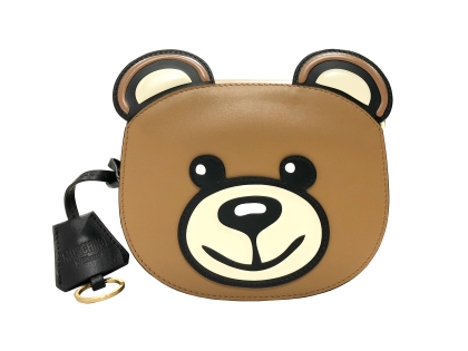 Moschino Cute teddy for a new concept of bag