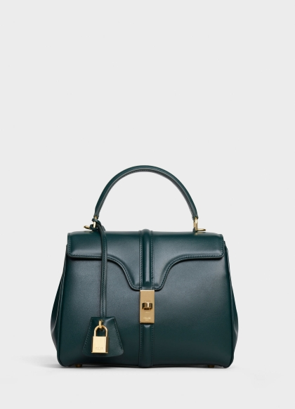 CÉLINE AMAZONE SMALL 16 BAG IN SATINATED CALFSKIN