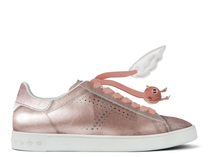 TOD'S CNY Limited Edition Sneakers in Pink