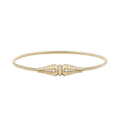 Boucheron Jack de Boucheron bracelet in yellow gold