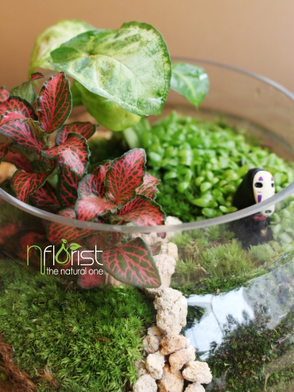 Nflorist Small Forest