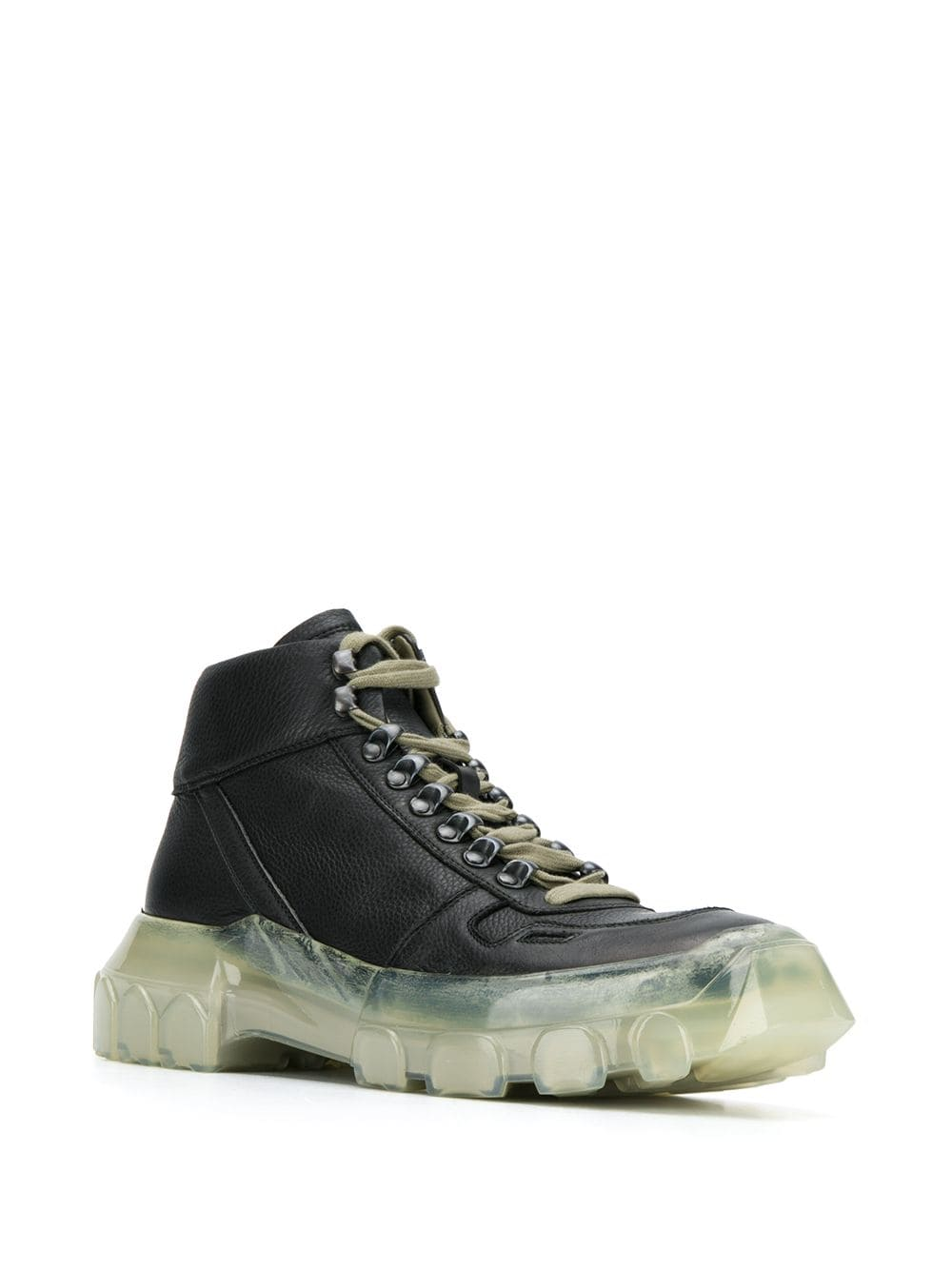 Rainbow RICK OWENS Larry Tractor Sneakers