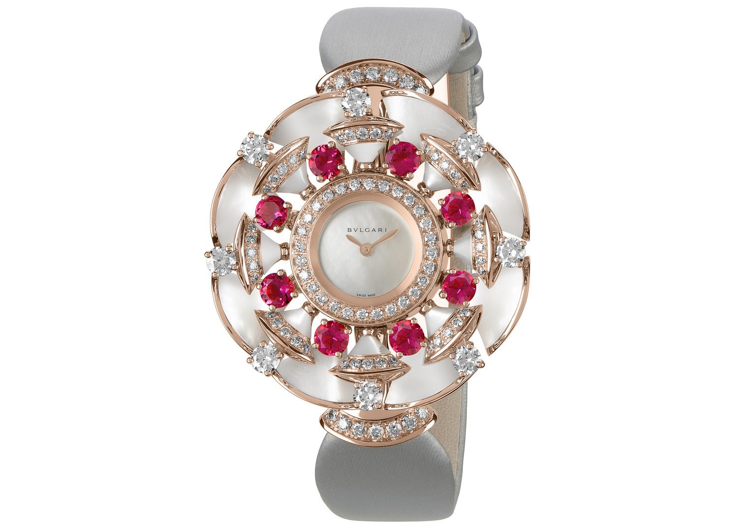 BVLGARI DIVAS' DREAM watch