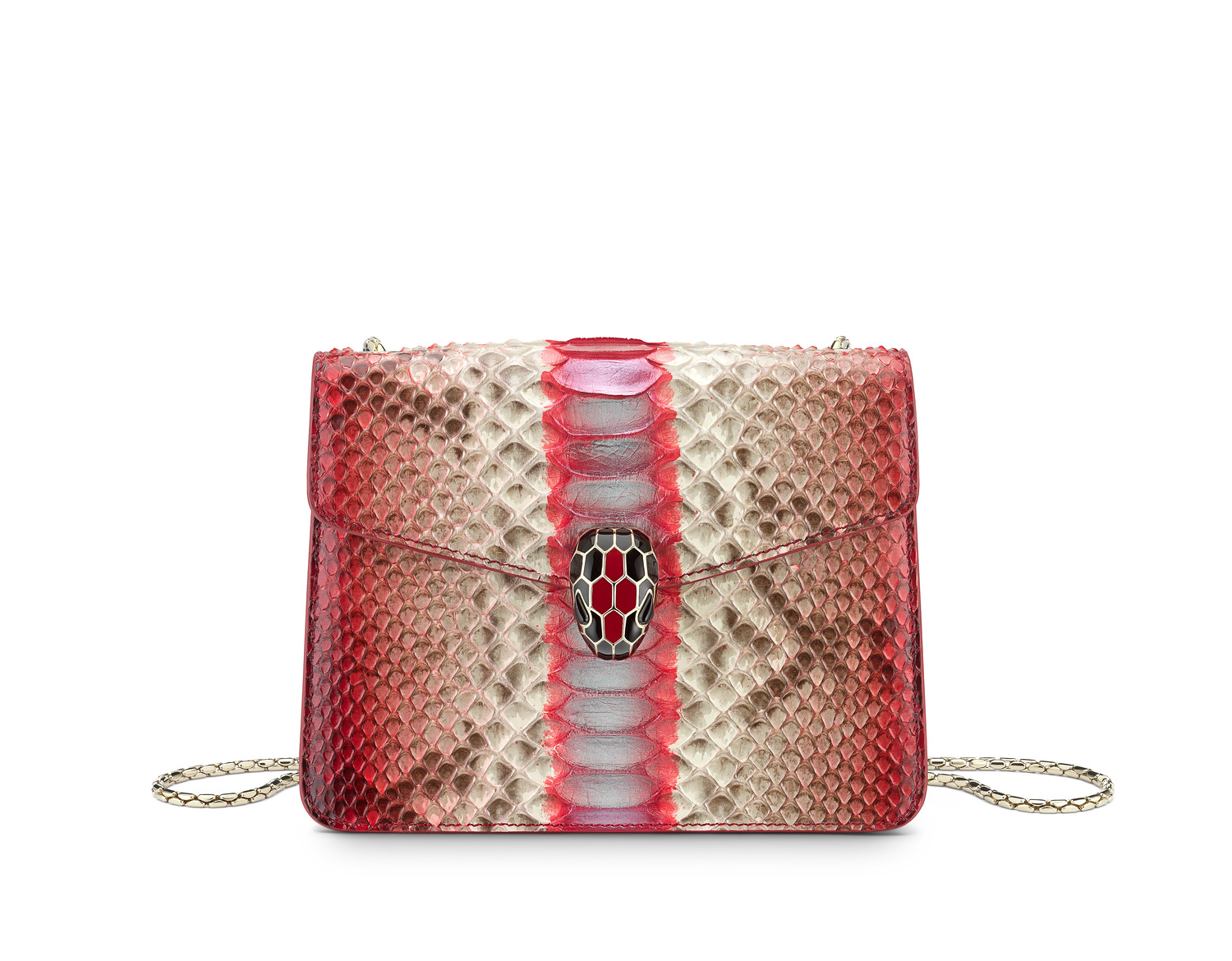 "BVLGARI ""Serpenti Forever"" crossbody bag"