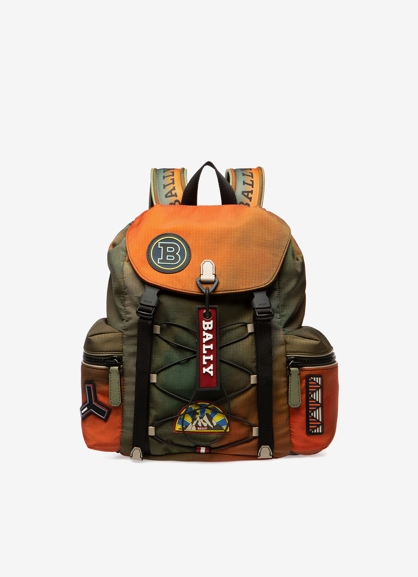 BALLY Crew Small Backpack