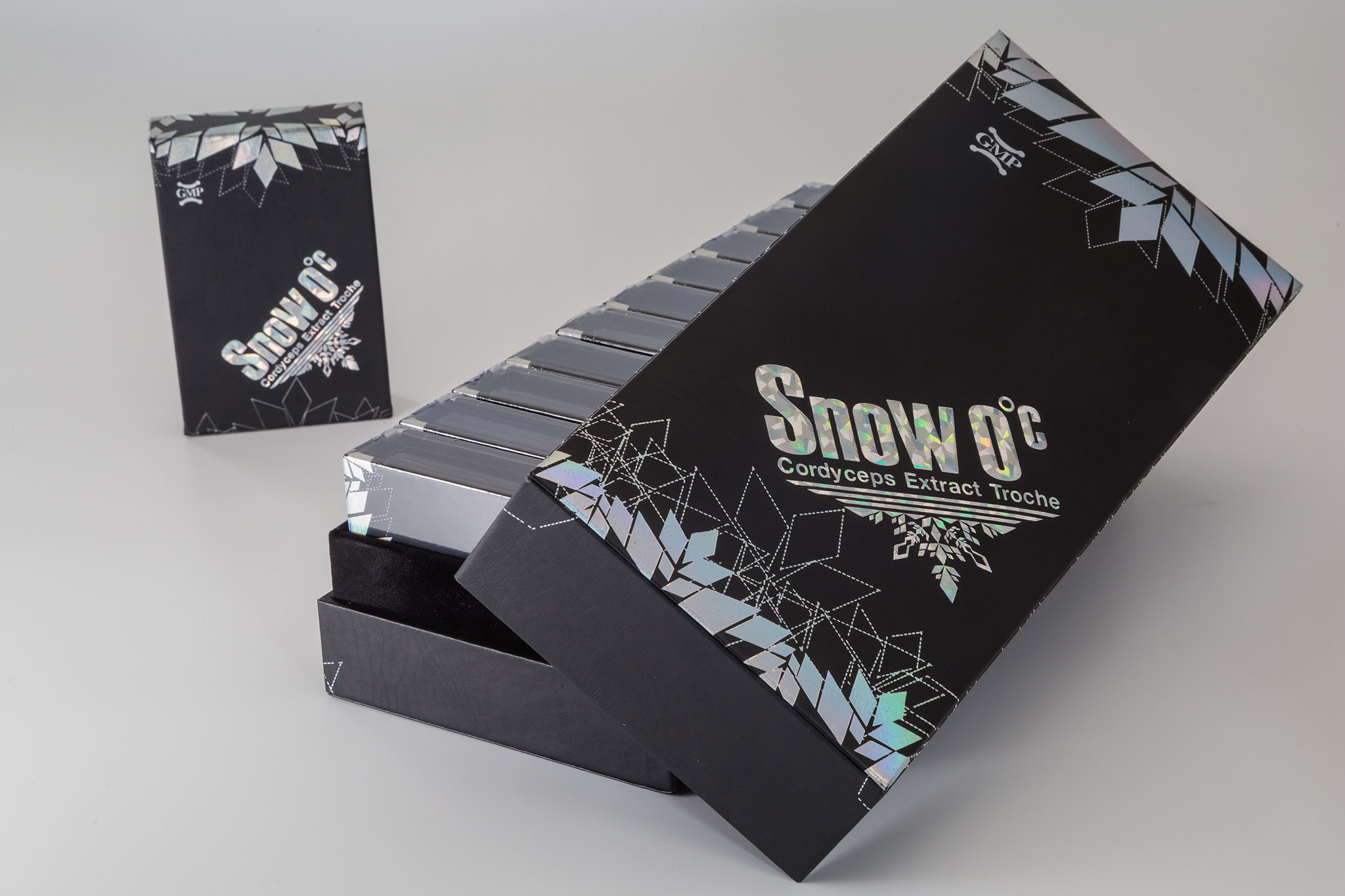 Oasis by H&B SnoW 0°C Cordyceps Extract Troche